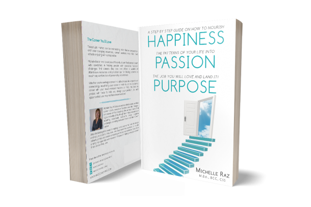 A step by step guide on how to nourish happiness - book