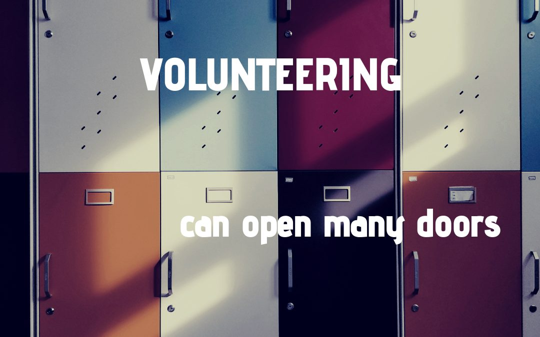 5 Career Advantages You Get By…. Volunteering
